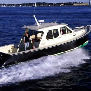 Downeast style boats for sale - Dick Simon Yachts | Boats for Sale