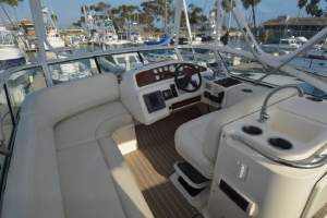 "33' SILVERTON 330 SPORT BRIDGE (2003) ""ESCAPADE"""