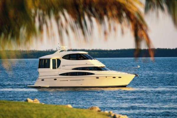 """50' CARVER 506 MOTOR YACHT (2000) """"KNOW FUN"""" OFF MARKET"""