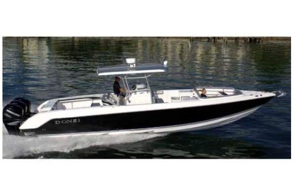 38' DONZI 38 ZFX OPEN (2010) SOLD!