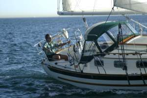 "31' PACIFIC SEACRAFT 31 (2005) ""STARDUST"""