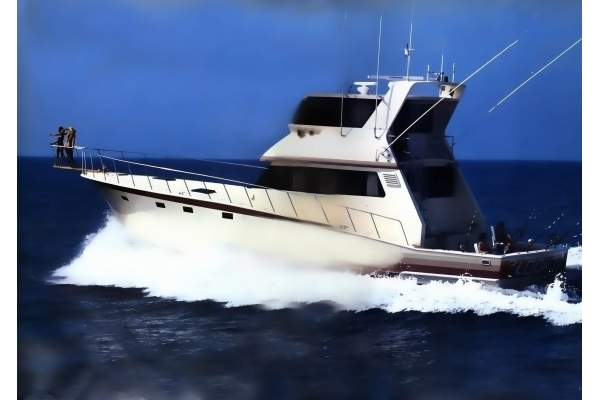 67' PACIFICA 67 CONVERTIBLE (1985) OFF MARKET
