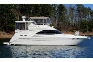"37' SEA RAY 370 AFT CABIN (1999) ""FANTASEA"""