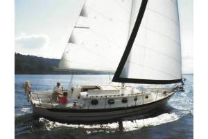 "31' PACIFIC SEACRAFT 31 (1988) ""WATERMARK"""
