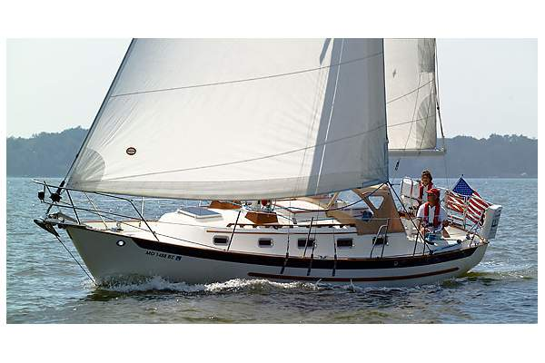 "31' PACIFIC SEACRAFT 31 (1988) ""WATERMARK"" OFF MARKET"