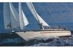 "34' PACIFIC SEACRAFT 34 (1985) ""WESTERON WYNDE"""
