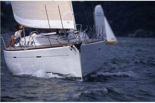 48' BENETEAU FIRST 47.7 (2000) OFF MARKET