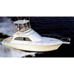 "38' EGG HARBOR 38 SPORTFISHER (1995) ""TUPELO HONEY"""