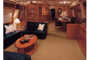 "84' VIKING PRINCESS 84 MOTORYACHT (2002) ""AVICCI"""