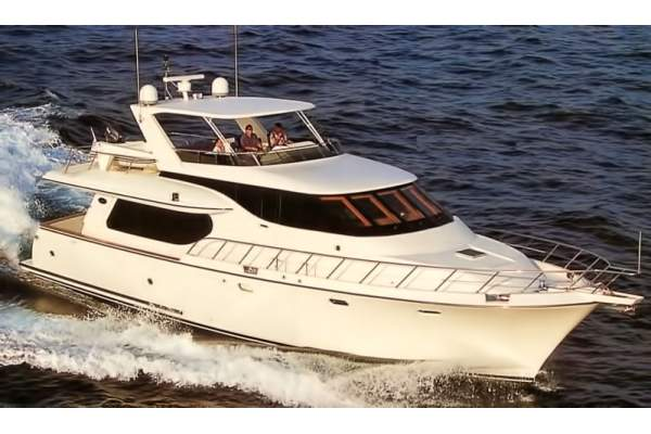 62' SYMBOL 62 PILOTHOUSE (2003) *LLC*