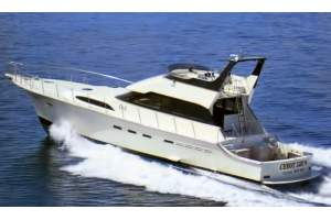"66' CHEOY LEE 66 SPORT YACHT CONVERTIBLE (1985) ""FINALE"""