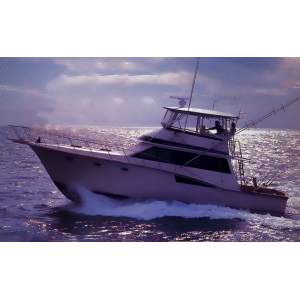 "48' CALIFORNIAN 48 CONVERTIBLE (1987) ""FISCHL"""
