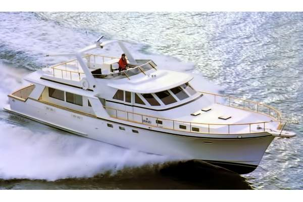 67' TOLLYCRAFT 65 PILOTHOUSE (1987) OFF MARKET