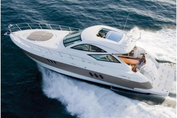 "52' CRUISERS YACHTS 520 SPORTS COUPE (2008) ""SEA CHALET"""