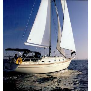 "38' ISLAND PACKET 380 (2003) ""SPINDRIFT"""
