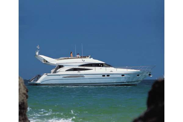 "61' VIKING SPORT CRUISERS PRINCESS 61 (2004) ""SILVER STAR"" *LLC*"