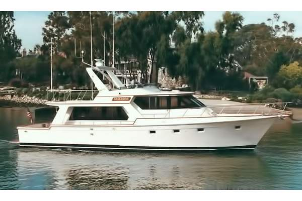 """55' OFFSHORE 55 PILOTHOUSE (1991) """"AFTER YOU II"""" *LLC*"""