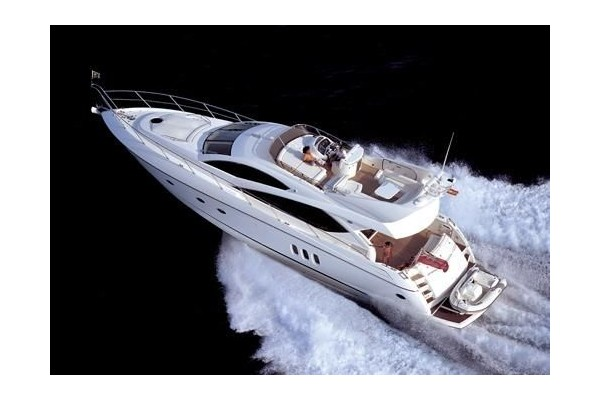 "60' SUNSEEKER MANHATTAN 60 (2010) ""ZENYATTA"" *LLC*"