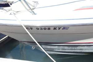26' BAYLINER 2655 BAYLINER CIERA SUNBRIDGE (1990)