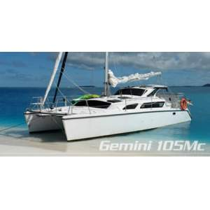 "34' GEMINI CATAMARANS 105MC (2009) ""SEA BREEZE"""