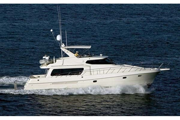 "57' MCKINNA 57 PILOTHOUSE (2003) ""STELLA MARIS"" OFF MARKET"