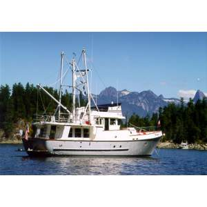 "46' NORDHAVN 46 PILOTHOUSE (1990) ""GREY SPIRIT"""