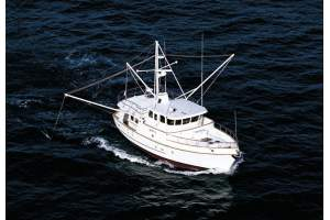 1990 46' NORDHAVN 46 PILOTHOUSE Yacht for sale in San Diego CA
