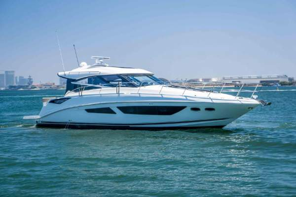 "47' SEA RAY 470 SUNDANCER ""MI CABO"" *LLC* SOLD!"