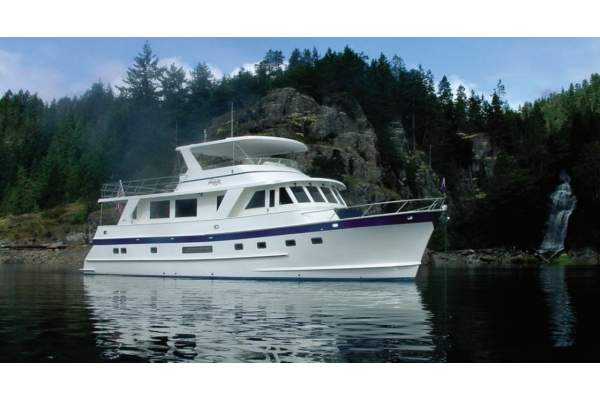 65' GRAND ALASKAN 65 FLUSH DECK MOTORYACHT (2007) OFF MARKET