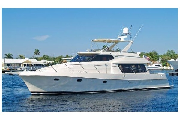 "57' MCKINNA 57 PILOTHOUSE (2002) ""DUCHESS OF WHALES"""