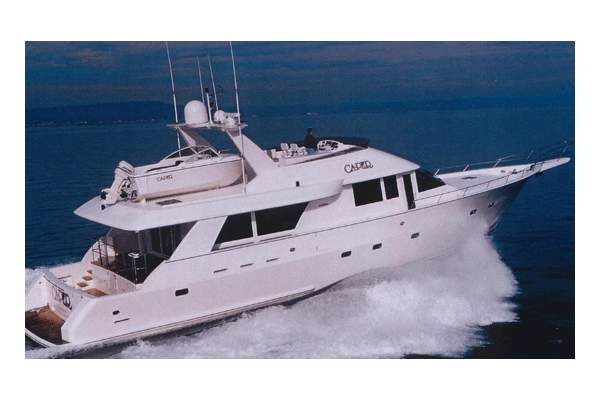 82' NORTHCOAST 82 (1998) OFF MARKET