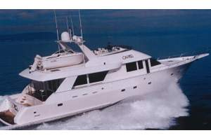 "82' NORTHCOAST 82 (1998) ""LADY O"" *2007 REFIT*"