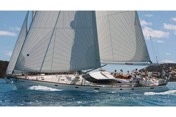 72' OYSTER 72 (2006) OFF MARKET