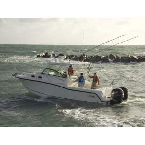 32' BOSTON WHALER 315 CONQUEST (2013)