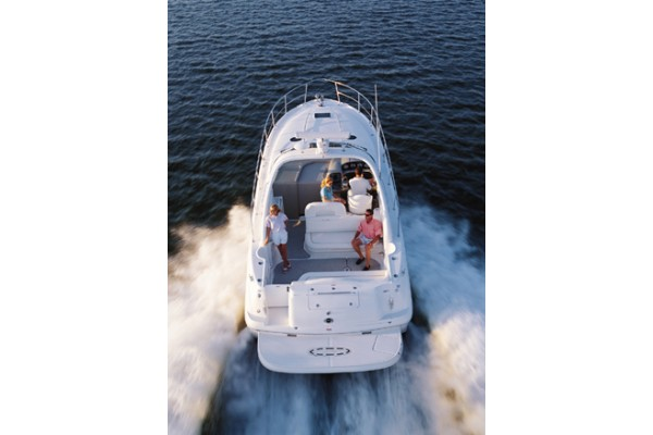 "36' SEA RAY 360 SUNDANCER (2004) ""HAPPY OURS II"""