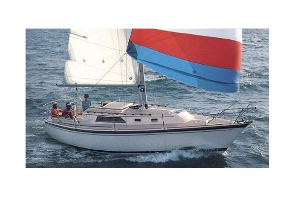 31' O'DAY 31 (1985) OFF MARKET