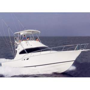 "35' LUHRS TOURNAMENT 350 (1990) ""HOOKER"""