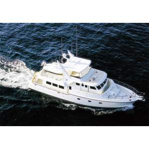 57' NORDHAVN 57 PILOTHOUSE (2002) OFF MARKET