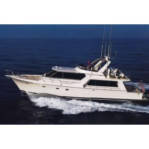 "58' OFFSHORE 58 PILOTHOUSE (1996) ""COASTAL ESTATE"" *LLC*"