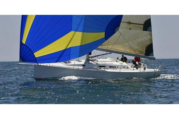 """40' J BOATS J/122 (2008) """"JUST IN TIME II"""""""