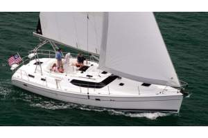 45' HUNTER 45 CENTER COCKPIT (2007)