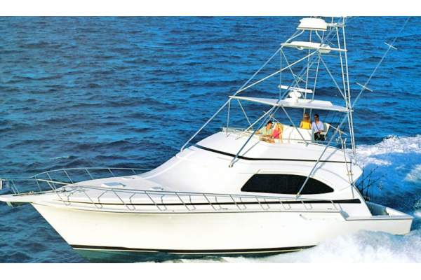"51' BERTRAM 510 CONVERTIBLE SPORTFISHER (2002) ""DEEP AND WIDE"" *LLC*"