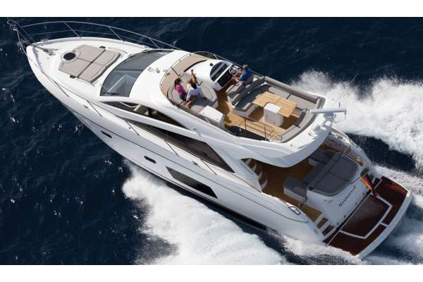 "53' SUNSEEKER MANHATTAN 53 (2012) ""SWEET DREAMS"""