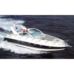 "48' FAIRLINE TARGA 48 (1999) ""JUST LET GO"""