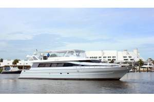 "88' TARRAB 88 WIDE BODY MOTORYACHT (1998) ""REHAB"" *LLC*"