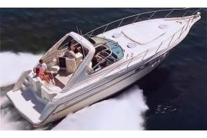 "41' MAXUM 4100 SCR (1999) ""STILL WATERS"""