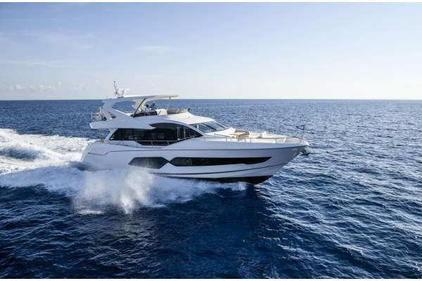 76' SUNSEEKER 76 YACHT (2018) OFF MARKET