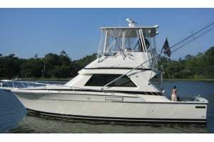 37' BERTRAM 37 CONVERTIBLE SPORTFISHER (1990)