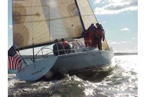 "39' FARR 395 ONE DESIGN (2001) ""GHOST II"""