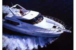 "48' MCKINNA 48 PILOTHOUSE (1998) ""BLUE MARBLE"""